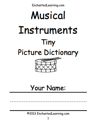 Musical Instruments's Book Cover