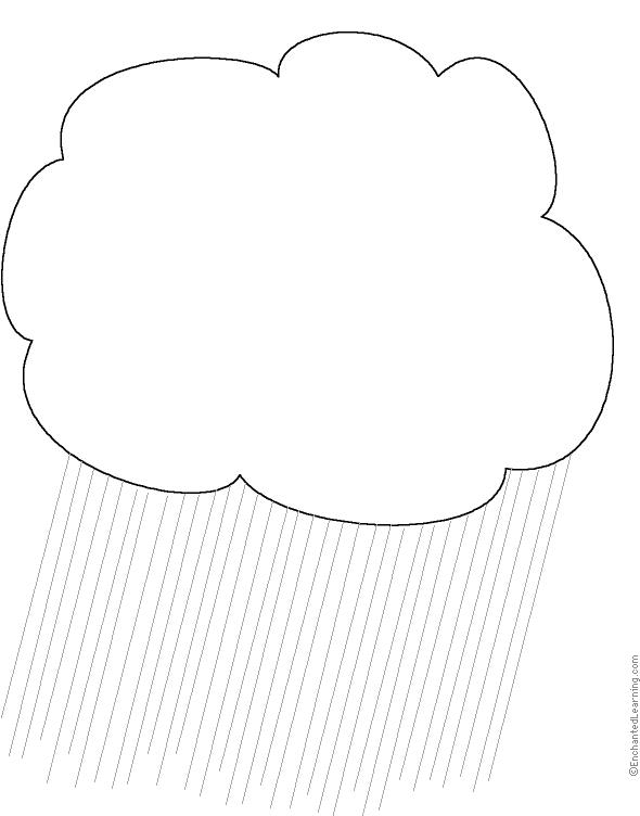 adjectives describing rain printable worksheet. Black Bedroom Furniture Sets. Home Design Ideas