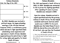 The ANC and its Flag, Life in Prison