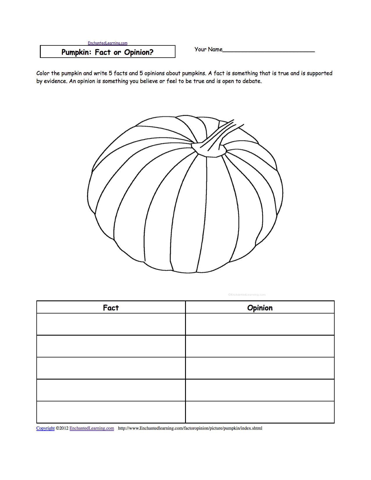 Fruits and Vegetables: Spelling Worksheets - EnchantedLearning.com