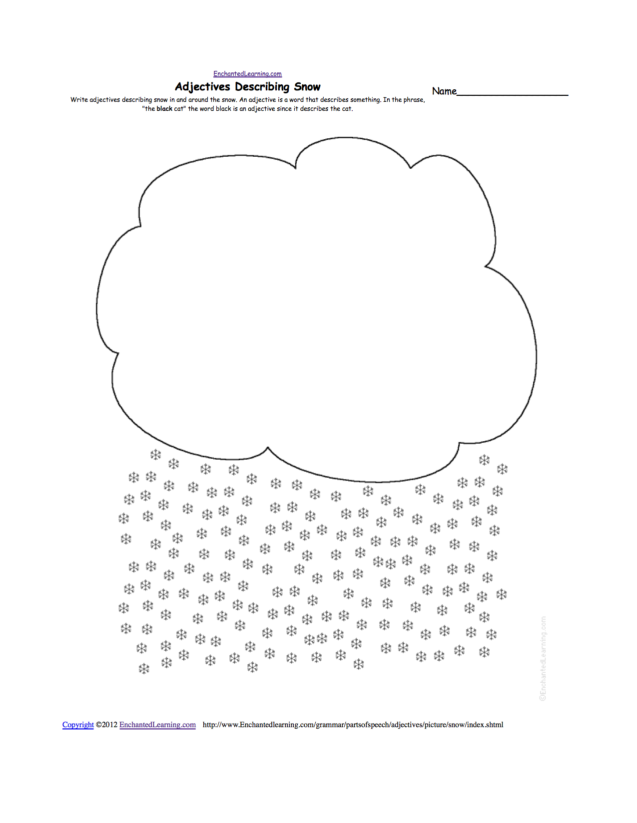 math worksheet : snow k 3 theme page at enchantedlearning  : Snowman Worksheets Kindergarten