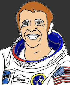 Aviators and Astronauts Coloring Pages
