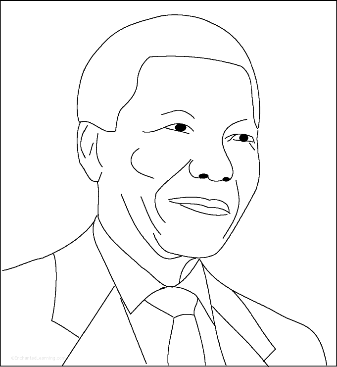 a biography and life work of nelson rolihlahla mandela 1st president of south africa He ultimately carried them into office as south africa's first black president nelson rolihlahla mandela was a former washington post reporter who.