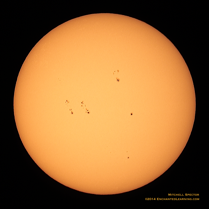 Increasing Sunspot Activity