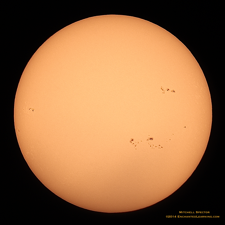 The Sun at a Time of High Solar Activity