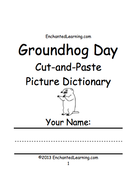Groundhog Book Cover