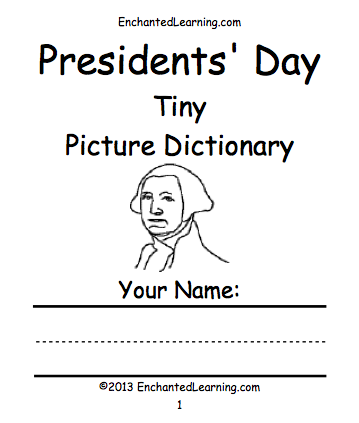 Activities, Worksheets and Crafts for Presidents Day - Enchanted ...