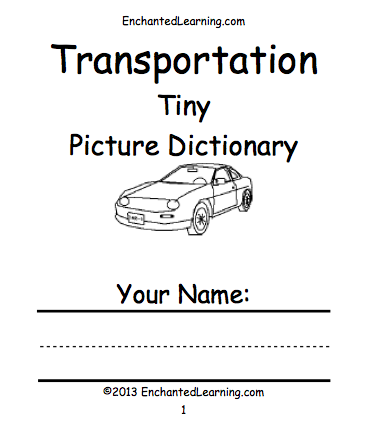 Transportation's Book Cover