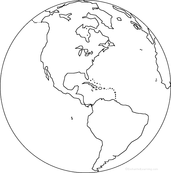 Earth: Fact or Opinion?, A Worksheet. EnchantedLearning.com