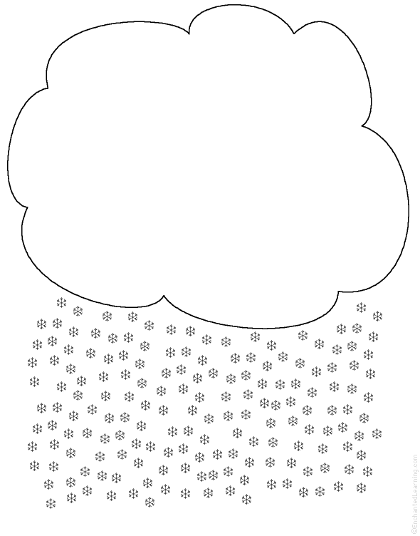 Top 10 Free Printable Weather Coloring Pages Online | 752x590