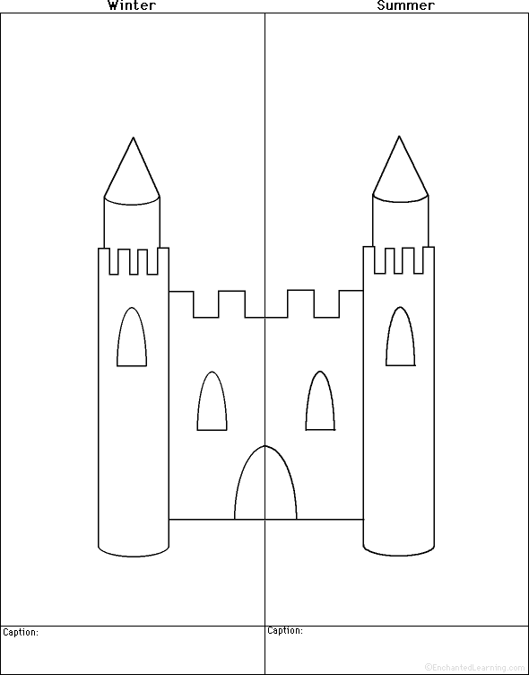 Kings Queens And Castles At Enchantedlearning