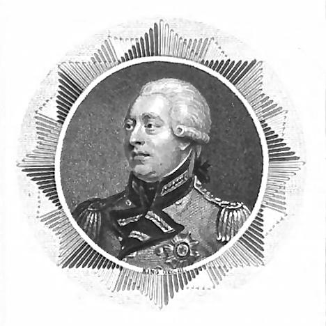 King George III Of Great Britain