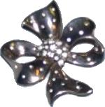 Trifari bow