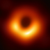 Black hole image from Event Horizon Telescope Collaboration