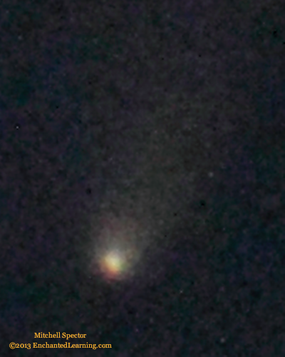 Comet Pan-STARRS, Getting Dimmer