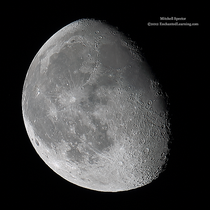 Waning Gibbous Moon 79% Illuminated
