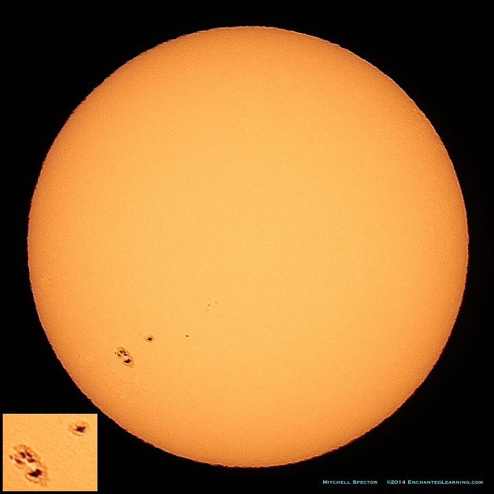 The Return of a Giant Sunspot